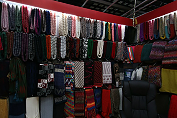 YIWU SCARF AND SHAWLS MARKET INTRODUCE