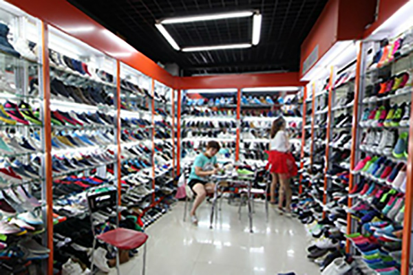 YIWU SHOES MARKET OPENING TIME