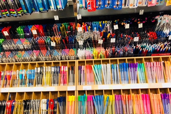 YIWU STATIONERY MARKET FEATURES